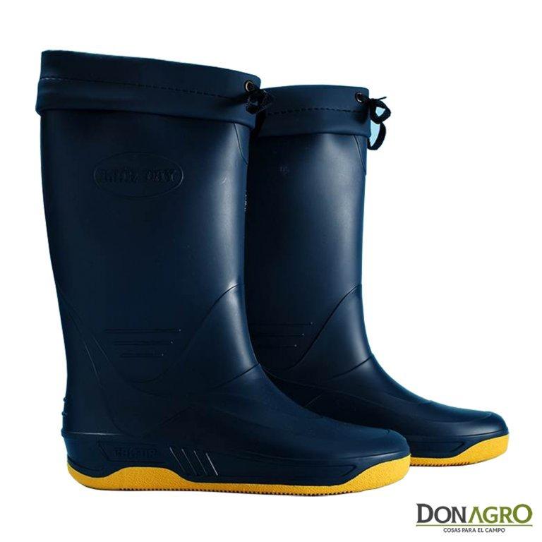 Bota de Goma Náutica con Cuello Calfor Pampeana - Don Agro 54f00df33407e