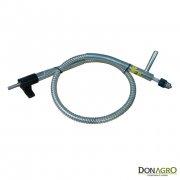 Agujereadora eje flexible con tripa y mandril 5/8 pulg