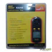 Anemometro Termometro Kaise