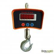 Balanza digital de colgar 500kg