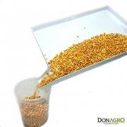 Bandeja para análisis de granos