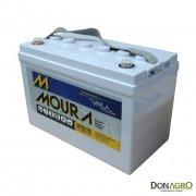 Bateria 12v 100 Amp. Moura
