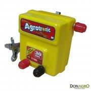 Boyero Electrificador 12v Agrotronic 1.10j 30km