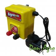 Boyero Electrificador 220v Agrotronic 1.10j 30km