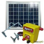 Boyero Electrificador Solar Agrotronic SOLARTEC 1.8j 60km