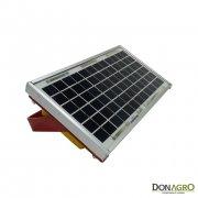 Boyero Electrificador Solar con bateria Agrotronic 1.8j 60km