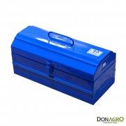 Caja Metalica Azul N°3