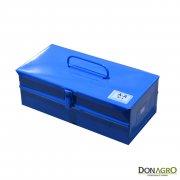 Caja Metalica Azul N°4