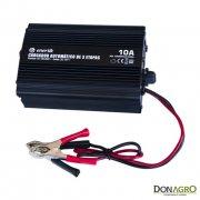 Cargador Automatico 12v 10A  para Baterias Solares