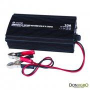 Cargador Automatico 24v 10A  para Baterias Solares