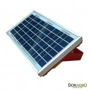 Electrificador Solar con bateria Agrotronic 120 km 3.2j