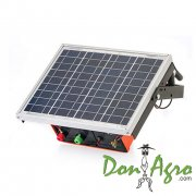 Electrificador Solar con bateria Mandinga 40Km 1.3j