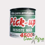 Hilo para arrolladora PICK UP 4500