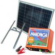 Kit Boyero Electrificador Solar Mandinga ENERTIK 120Km 5.2j