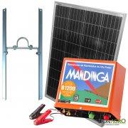 Kit Boyero Electrificador Solar Mandinga ENERTIK 200Km 9.2j