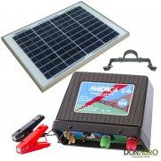 Kit Boyero Electrificador Solar Mandinga ENERTIK 20Km 0.35j