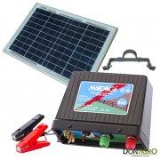 Kit Boyero Electrificador Solar Mandinga FIASA 20Km 0.35j