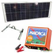 Kit Boyero Electrificador Solar Mandinga SOLARTEC 120Km 5.2j