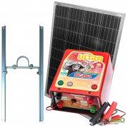 Kit Boyero Electrificador Solar Picana ENERTIK 200km 9.2j