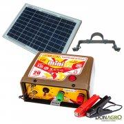 Kit Boyero Electrificador Solar Picana FIASA 20km 0.35j