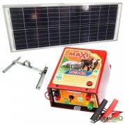 Kit  Boyero Electrificador Solar Picana SOLARTEC 120km 4.4j
