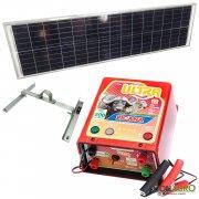 Kit Boyero Electrificador Solar Picana SOLARTEC 200km 9.2j