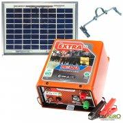 Kit Boyero Electrificador Solar Picana SOLARTEC 60km 1.7j