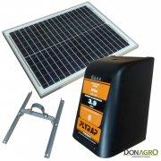 Kit Boyero Electrificador Solar Plyrap FIASA 70km 3.9j