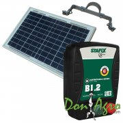 Kit Boyero Electrificador Solar Stafix FIASA 40km 1,2j