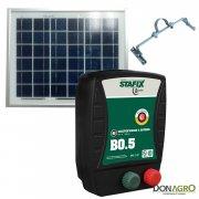 Kit Boyero Electrificador Solar Stafix SOLARTEC 25km 0,5j
