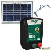 Kit Boyero Electrificador Solar Stafix SOLARTEC 70km 2,0j