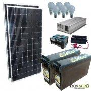 Kit Solar 1200w ECO (Financiacion)