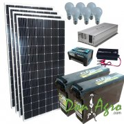 Kit Solar 1200w Full (Financiacion)