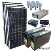 Kit Solar 1200w Full (Financiacion)