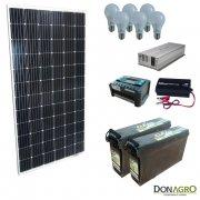 Kit Solar 600w ECO (Financiacion)
