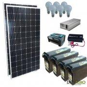 Kit Solar 600w Full (Financiacion)