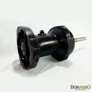 Maza de la rueda con eje (N° 703 c/719)