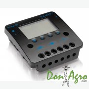 Regulador de voltaje carga solar 20 amp 12v / 24v SOLARTEC
