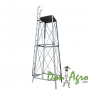 Torre para tanque Cilindrico de 2000lts