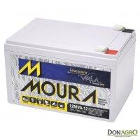 Bateria de Gel 12v 12 Amp. Moura