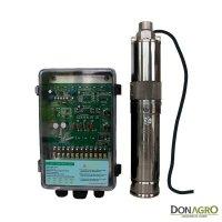 Bomba Solar Sumergible 5.000 lts/dia c/ 1 panel 150w