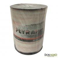 Cinta Electroplastica 200 mts 8 hebras 32mm Plyrap