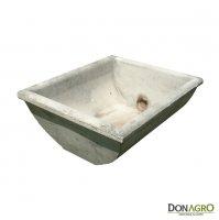 Deposito de cemento para flotante