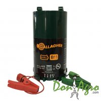 Electrificador portable a pilas Gallagher 12v 3km 0.11j