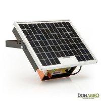 Electrificador Solar con bateria Picana 40km 1.01j