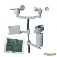 Estacion meteorologica Galileo WS3800 USB con UV y LUX