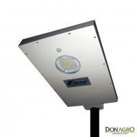 Farola luminaria solar LED 6w autonoma