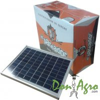 Kit Electrificador y Pantalla Solar