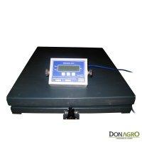 Balanza Electronica Hook 12v 100 KG