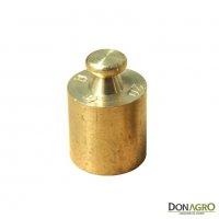 Pesa Bronce 20g para Humedimetro Delver 1000DD